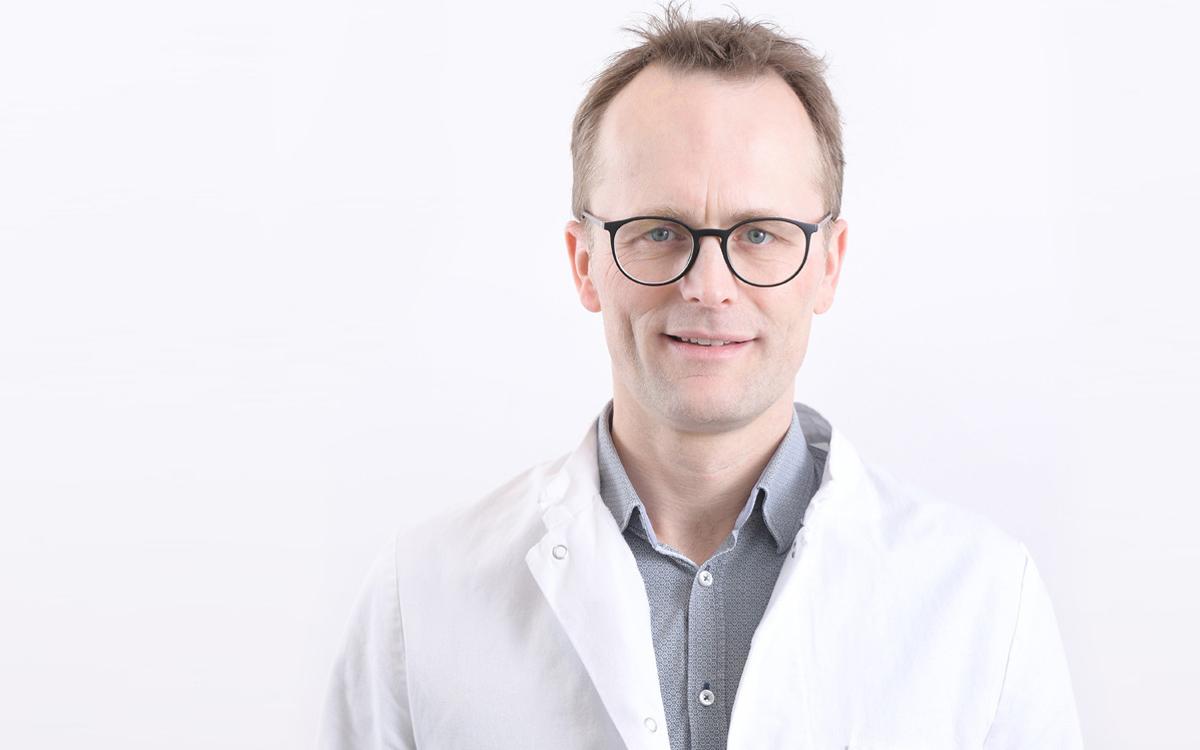 Dr. med. von Grünberg