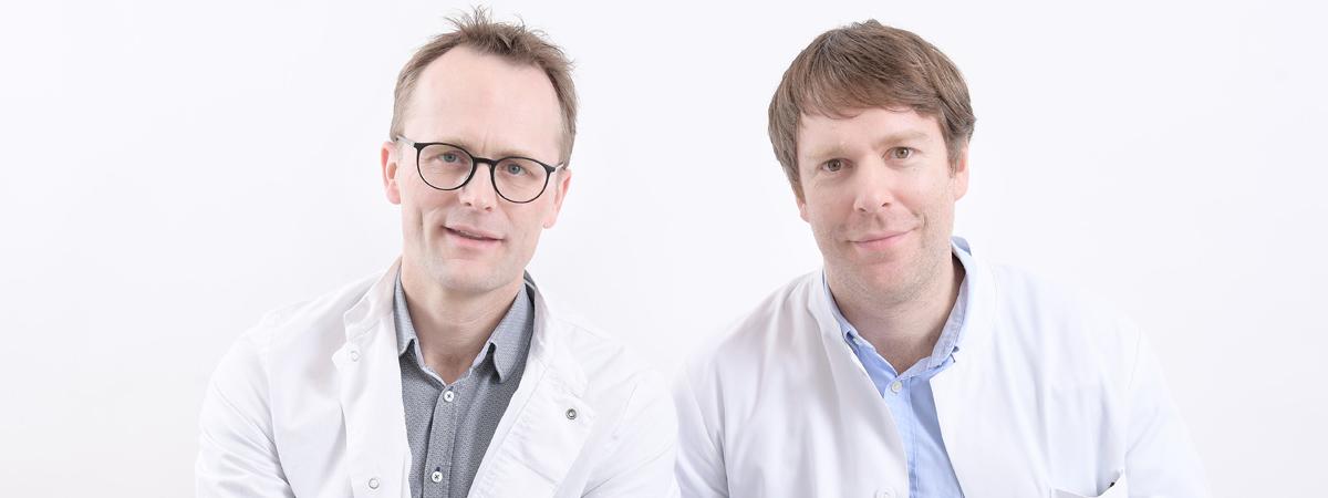 Dr med. Philipp von Grünberg Dr. med. Daniel Schulz